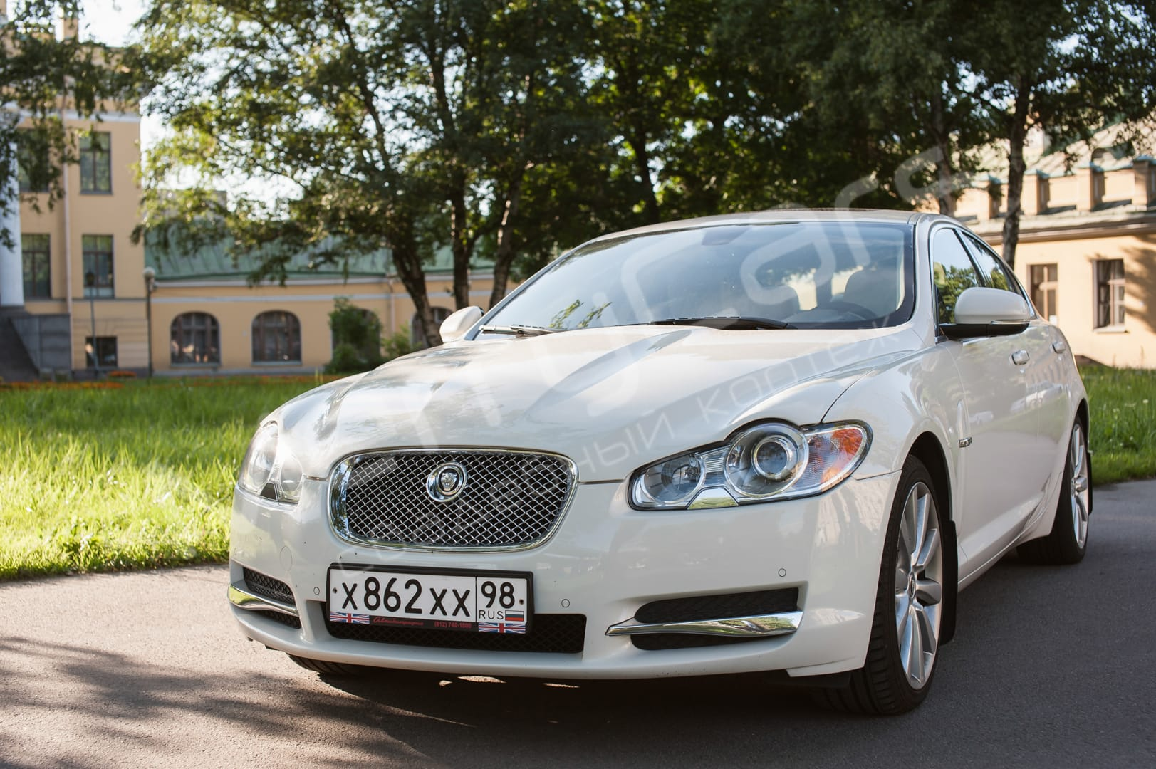 Заказ авто на свадьбу спб