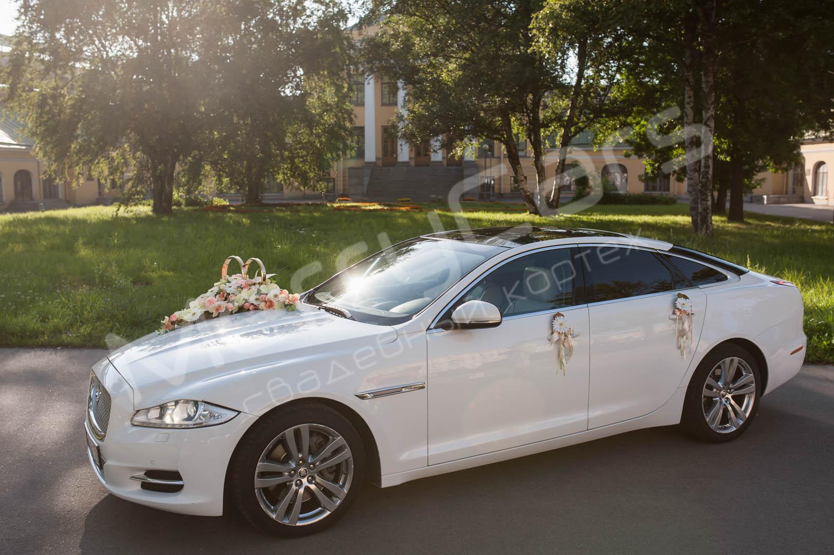 Аренда свадебных автомобилей спб